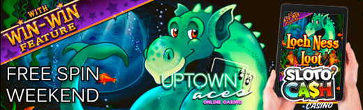 Free Spins Loch Ness Loot Mobile Slot