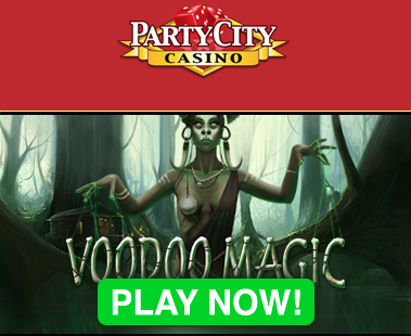 Party City Casino Bonus No Deposit