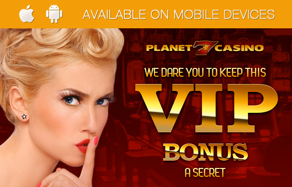Free Planet 7 Casino No Deposit Bonus