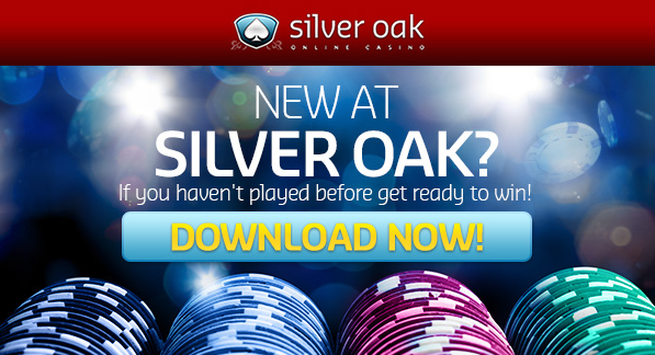 Silver Oak Casino New Player Bonus