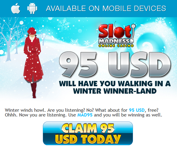 Slot Madness Casino Free Money