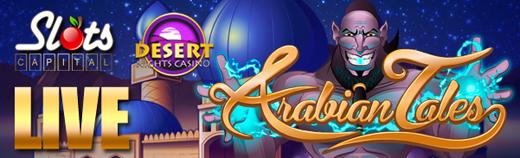 Arabian Tales Slot Bonuses