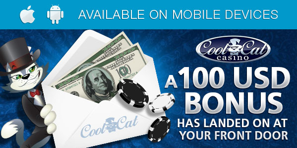 Cool Cat Casino New Player Bonus