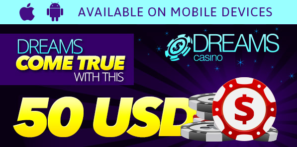 Free Casino Bonus Dreams Casino