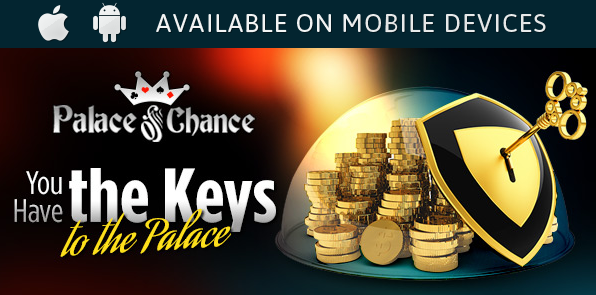 Free Casino Bonus Palace of Chance Casino