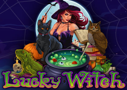 Lucky Witch Slot Free Spins