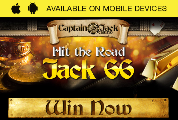 captain jack casino free bonus codes