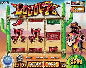 Loco 7s Slot No Deposit