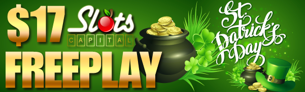 Slots Capital Casino St Patricks Day Bonuses
