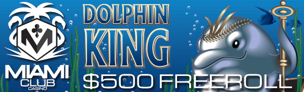 Freeroll Slots Tournament Dolphin King