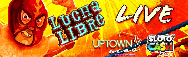 Lucha Libre Slot Live