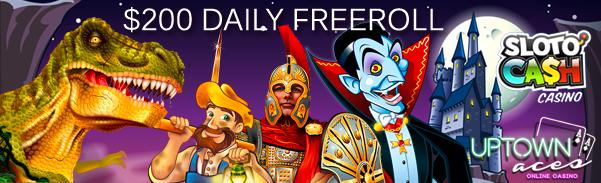 May 2015 Daily Freerolls