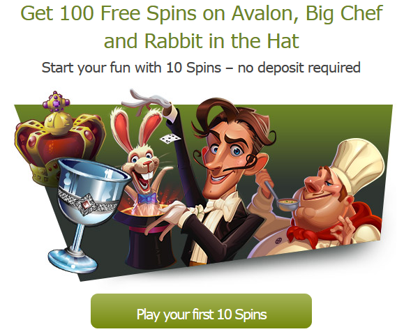 Free Spins 7 Sultans Casino