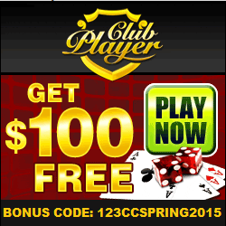 club player casino signup bonus