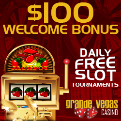Grande Vegas Casino September Bonuses