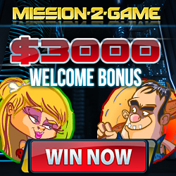 Free Spins Mission 2 Game Casino