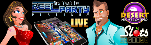 Reel Party Platinum Mobile Slot Free Play
