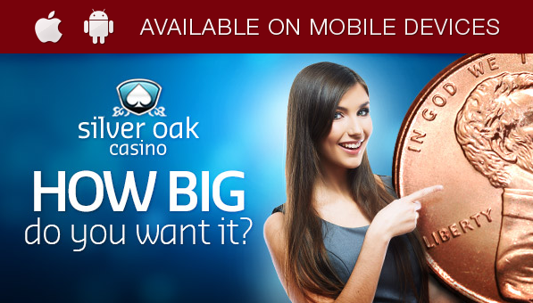New Casino Bonus Silver Oak Casino