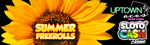 Summer Freeroll Tournaments