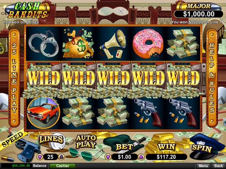 Slotastic Casino Mobile Free Spins Bonus
