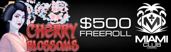 Freeroll Slot Tournament July