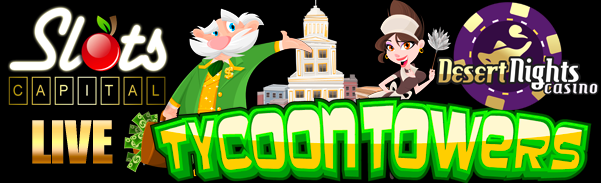 New Tycoon Towers Slot Bonuses