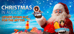 Christmas in August Casino Bonuses