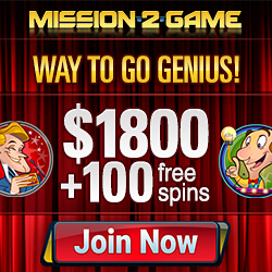 Mission 2 Game Casino August Sign Up Bonuses