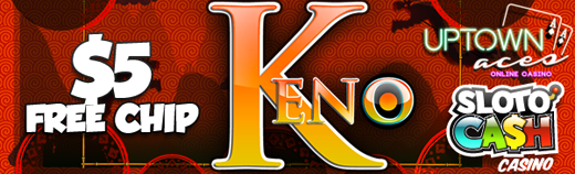 Free Mobile Keno Chip No Deposit Bonus