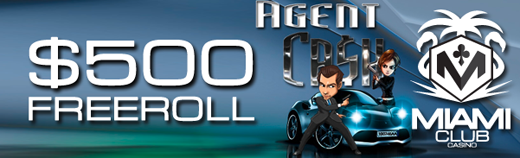 Miami Club Casino Freeroll August