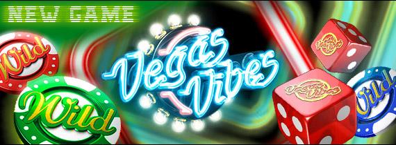 New Vegas Vibes Slot Bonuses