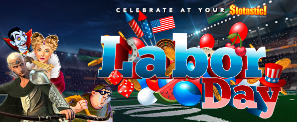 Labor Day 2015 Casino Bonuses