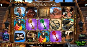 Pirate Isle Slot Bonuses