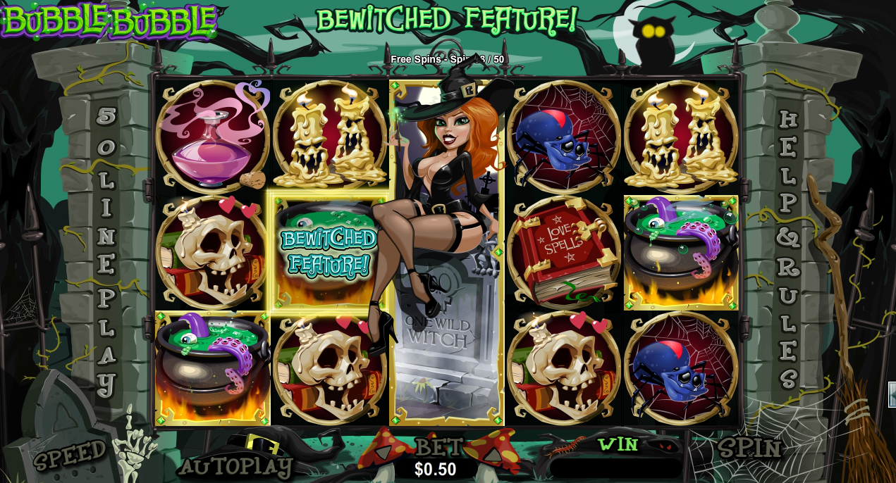 New Bubble Bubble Slot Free Spins High Noon Casino Free Online