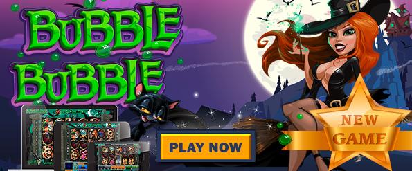 Bubble Bubble Slot Bonuses Slotastic Casino