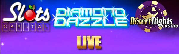 Diamond Dazzle Slot Live