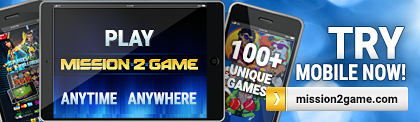 Mission 2 Game Casino Mobile Bonuses
