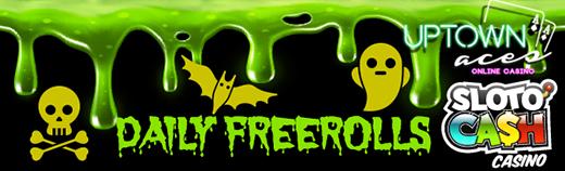 Spooky Daily Freerolls