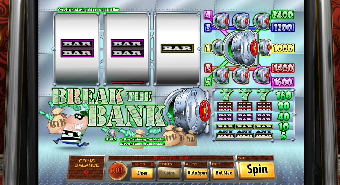 123 Slots Online Bonus Codes