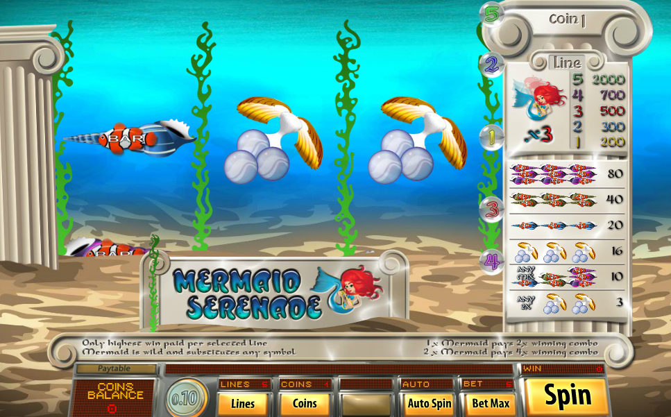 online casino bonus codes mermaid spiele