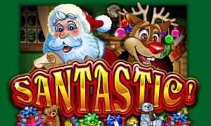 Santastic Mobile Slot Bonuses Slotastic Casino