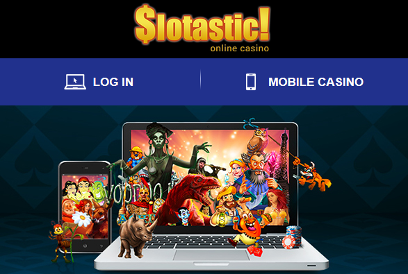 Slotastic Casino Bonuses November 2015