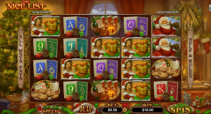 Aladdins Gold Casino Nice List Slot Free Spins
