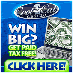 Free September 2016 Cool Cat Casino Bonus