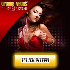 Grande Vegas Casino Bonuses Easter 2016