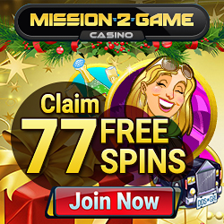 Mission 2 Game Casino December Bonuses