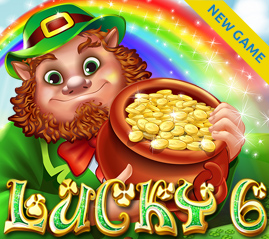 Aladdins Gold Casino New Lucky 6 Slot Free Spins