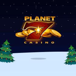 Free Planet 7 Casino Christmas 2015 Bonuses