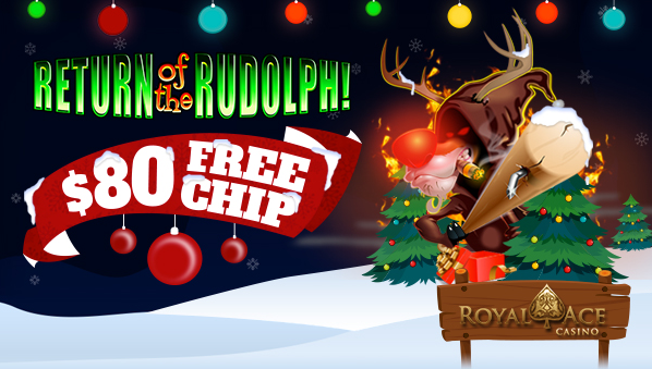 Free Royal Ace Casino Christmas Bonus Code