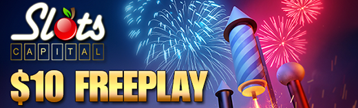 Slots Capital Casino New Year Free Play